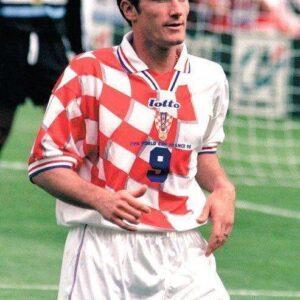 Croatia 1998 Away Kit