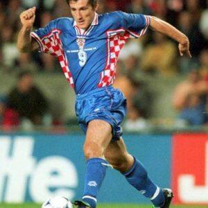 Croatia 1998 Home Kit